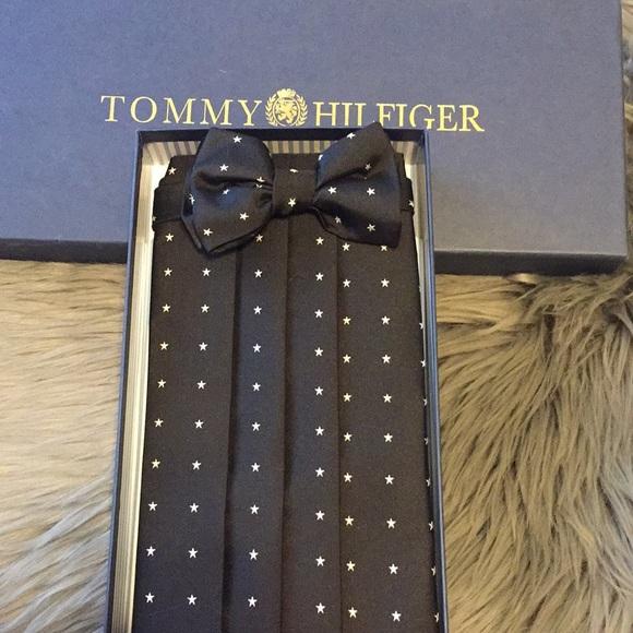 839dd5b8c Tommy Hilfiger cummerbund & bow tie set. M_5c7c3d042e1478efd567d1db. Other  Accessories ...